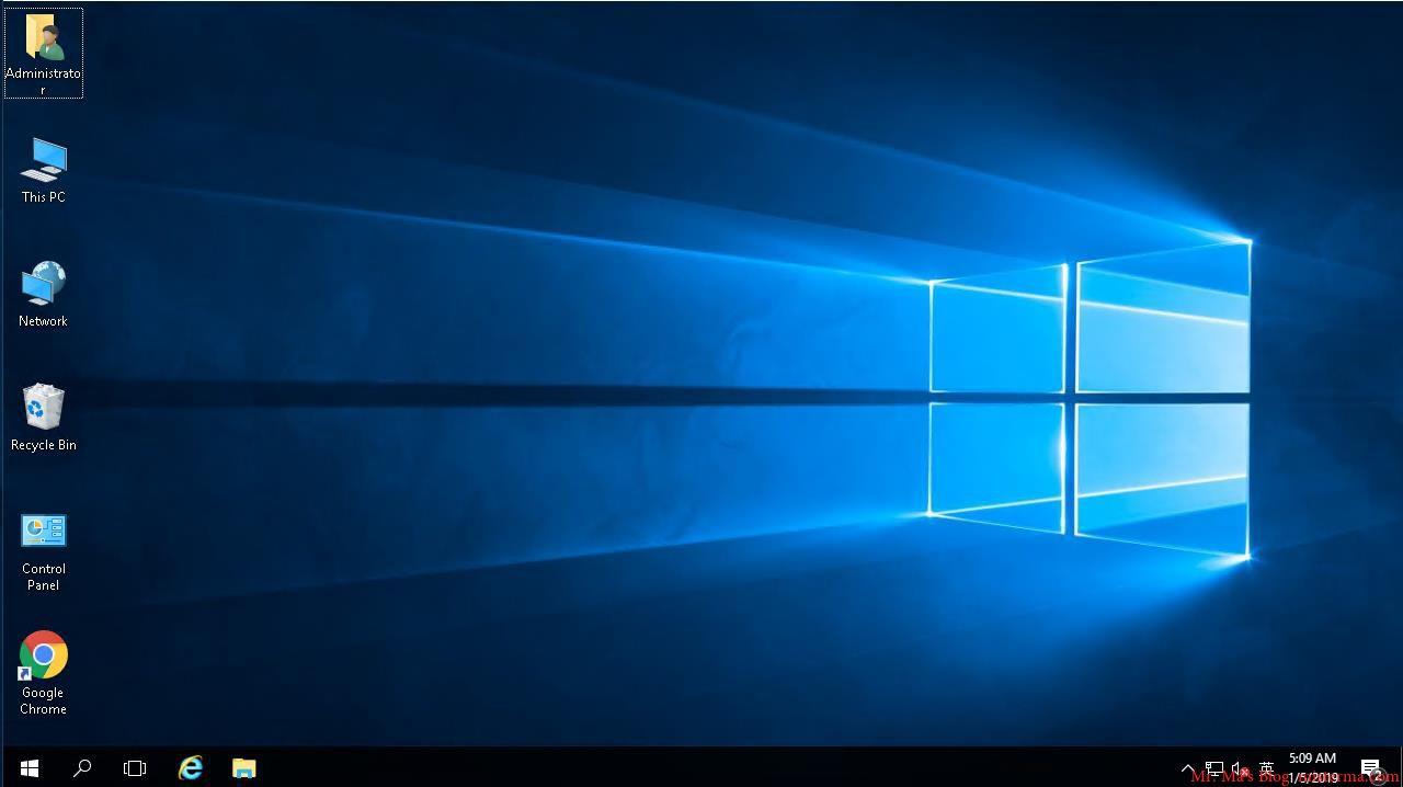 windows server桌面